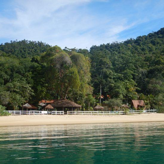 Travessia de caiaque 2 dias - Happy Hammock - Paraty Explorer