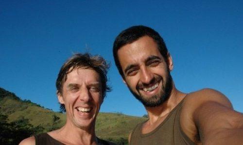 Michael e Rodrigo - Paraty Explorer