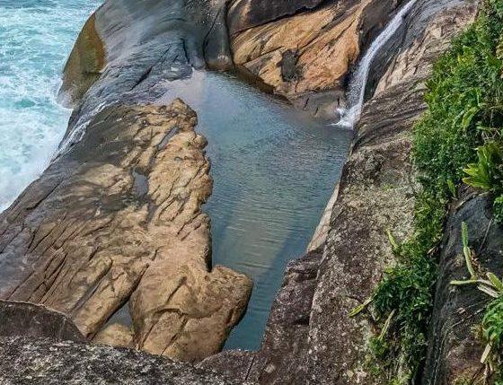 Cachoeira do Saco Bravo