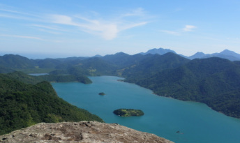 Saco do Mamanguá - Mamangua - Fjord brasileiro