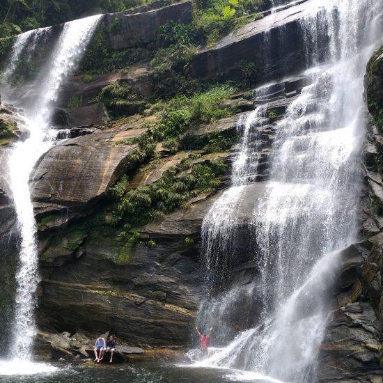 Cachoeira da Melancia - Trilhas em Paraty