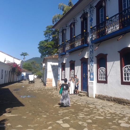 passeio guiado no centro histórico de Paraty