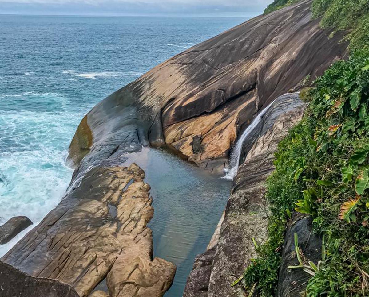 Cachoeira do Saco Bravo - Cachoeiras e Trilhas em Paraty