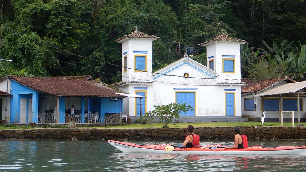 Ilha do Araújo - Paraty