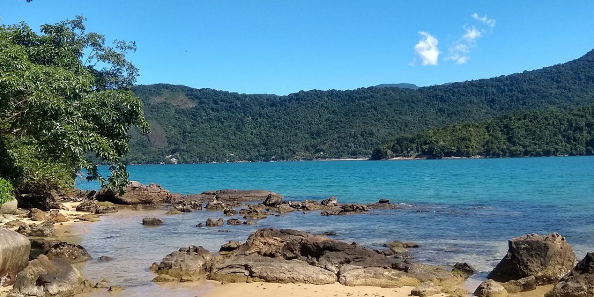 Paraty Bay - Cotia Island