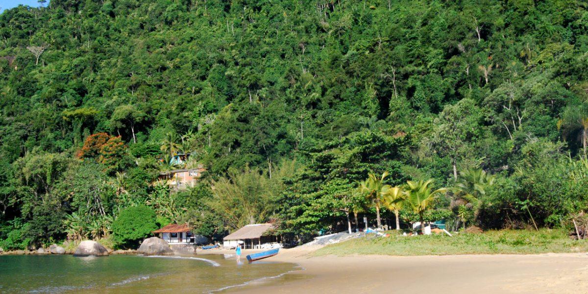 Paraty Bay -Green-Coast-Beaches