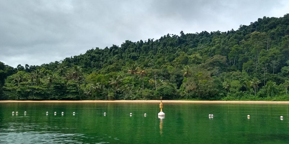 Paraty Bay -Jurumirim-Beach