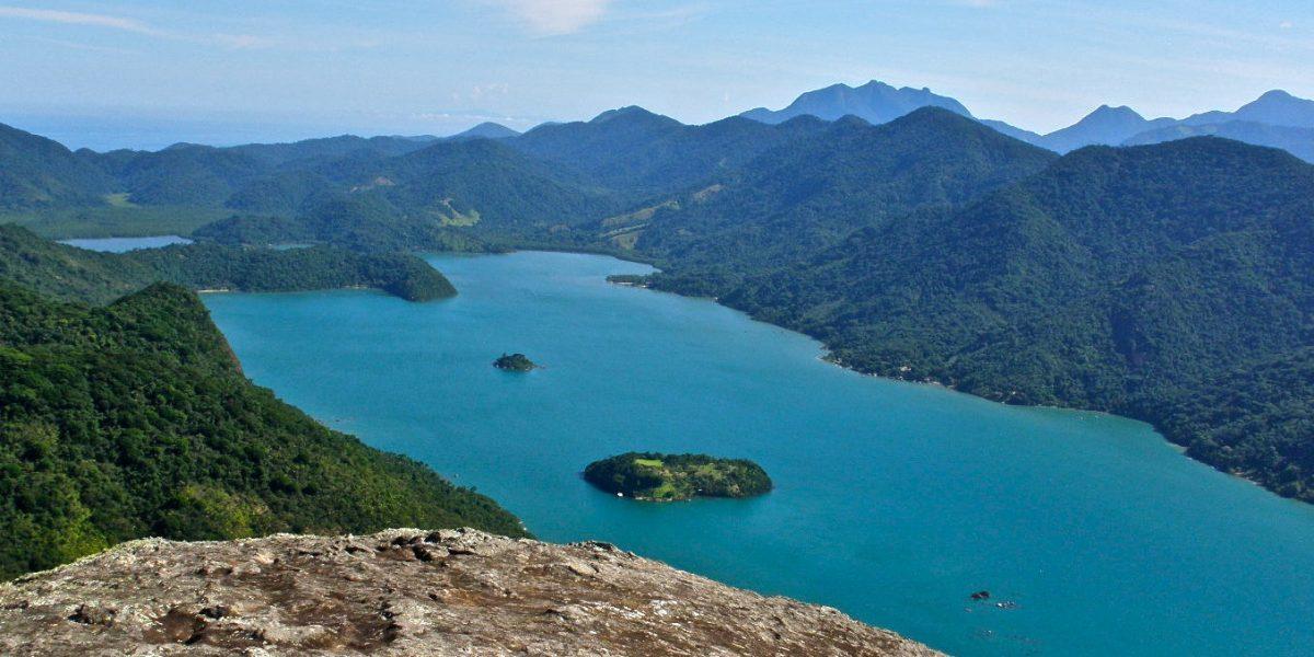 Paraty Bay - Saco do mamangua